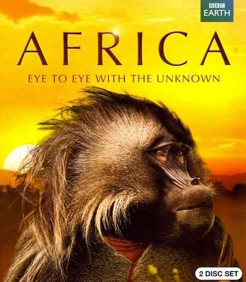 AFRICA BY ATTENBOROUGH,DAVID (Blu-Ray)